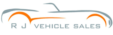 RJ Vehicle Sales Logo